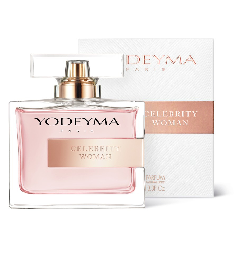 PARFÉM - CELEBRITY WOMAN - DE YODEYMA 100 ml