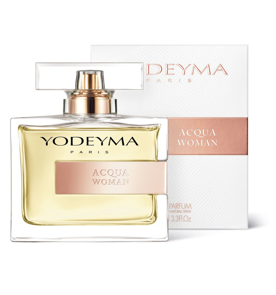 PARFÉM - ACQUA WOMAN DE YODEYMA 100ml