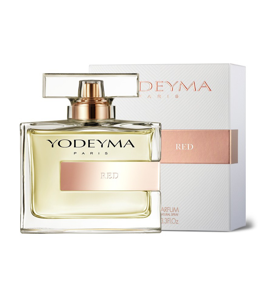PARFÉM RED DE YODEYMA 100ml