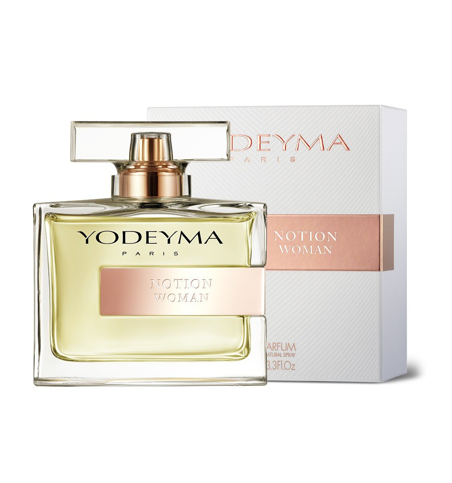 PARFÉM NOTION WOMAN DE YODEYMA 100 ml